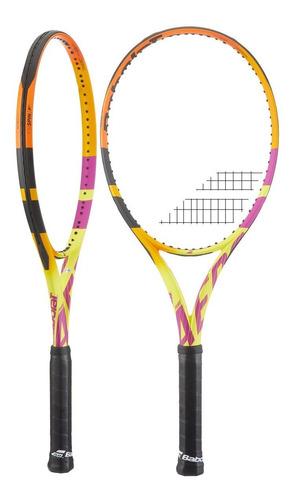 Imagem 1 de 5 de Raquete De Tenis Babolat Pure Aero Rafa - Maravilhosa!!