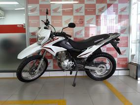 Moto Honda Seminova Nxr 150 Bros Ano 2014.