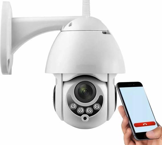Speed Dome Câmera Ip Wifi A Prova D