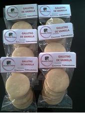 Galletas De Vainilla Y Chocochips Al Mayor