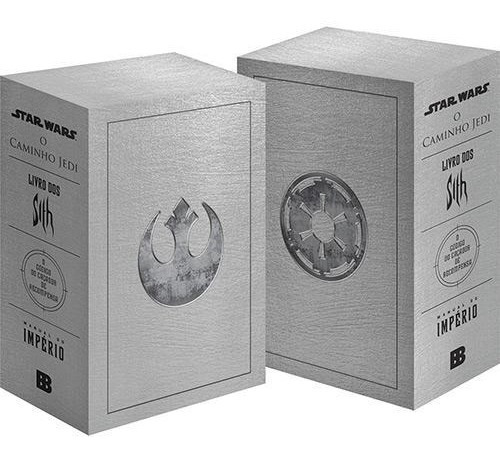 Livro - Box Star Wars ( 4 Volumes) Lacrado