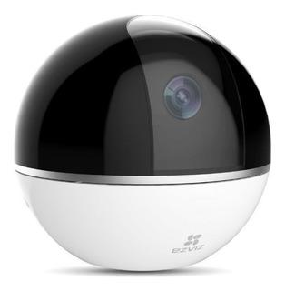 Mini Camara Ezviz Ip Wifi Pt 2 Megapixeles 360° Hogar