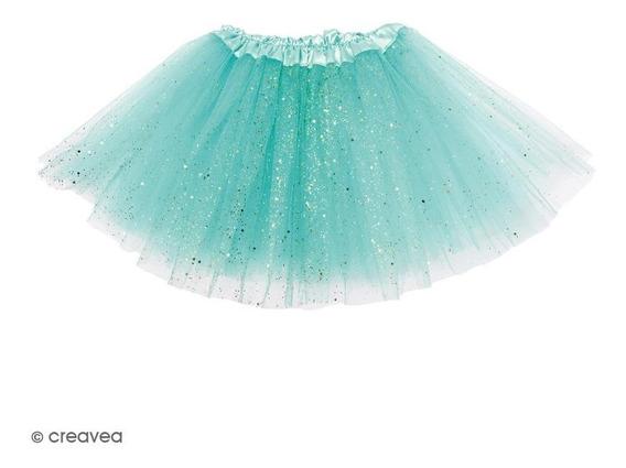 Tutu Danza Violeta Ballet Fucsia Rosa Blanco Todo Los Colores