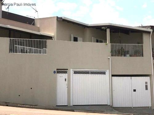 Casa No Bairro Jardim Pacaembu - Jundiaí. - Ca00536 - 3548258