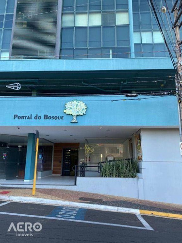 Sala Comercial Em Andar Alto, Com Excelente Localização, No Altos Da Cidade - Sa0151