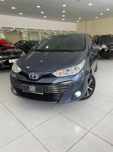 Imagem 1 de 10 de Toyota Yaris 2019 1.5 Xs 16v Cvt 5p