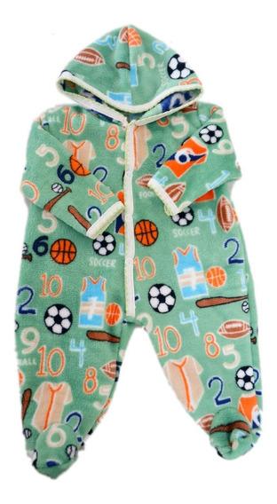 Mameluco Pijama Ropa Bebé Recién Nacido Invierno Dif Modelos