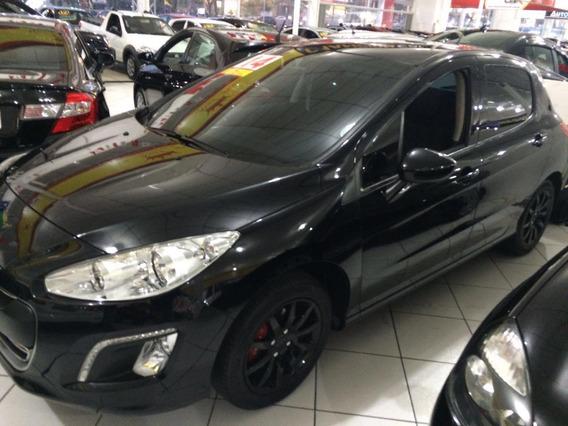 Peugeot 308 1.6 Active Flex 5p 2013