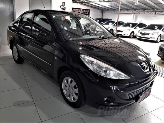 207 Sedan Passion Xr Sport 1.4 8v Flex Placa I Ano 2012