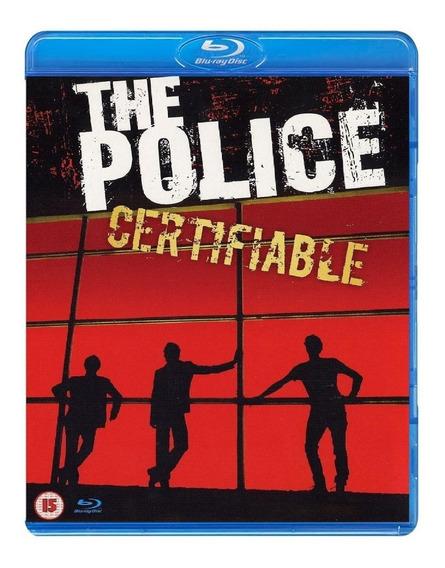 The Police - Certifiable [blu-ray+2cd] Importado Lacrado Sti