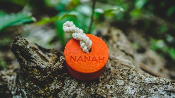 Shampoo Sólido De Mandarina 100% Natural