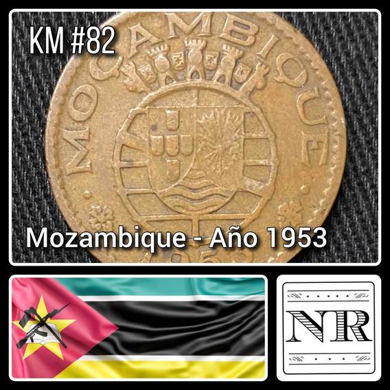 Mozambique - 1 Escudo - Año 1953 - Km # 82 - Colonia
