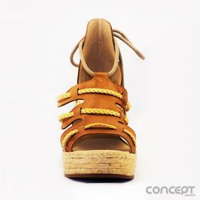 1f1e09906cd Zapatos Taco Alto Color Camel Y Sandalias - Zapatos de Mujer en ...