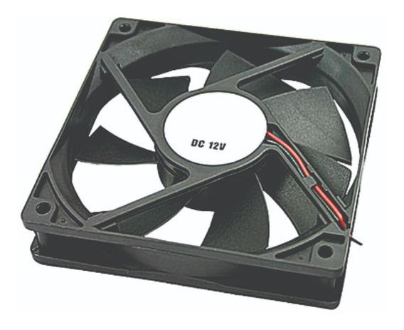 Microventilador Cooler Ventoinha Pc 120x120x25 Mm 12v