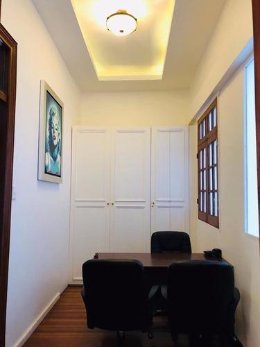 Oficina Con Terraza Privada En Casa Porfiriana Col. Juarez