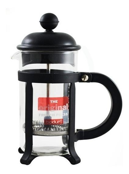 Cafetera De Émbolo Bodum Java 3 Pocillos Pettish Vc