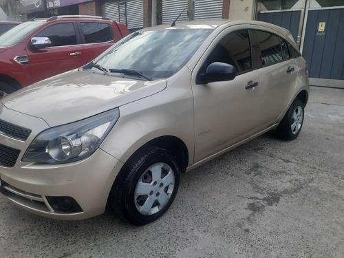 Chevrolet Agile 1.4 Ls Aa+da+mp3 2013