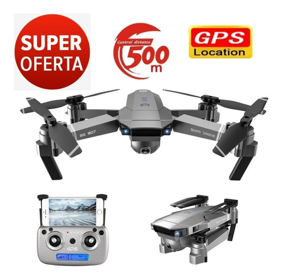 Drone Sg907 - Oferta Do Dia