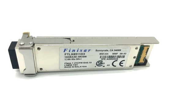 Kit 04 Xfp Transceiver 10gbase 850nm Mmf Finasar Ftlx8511d3