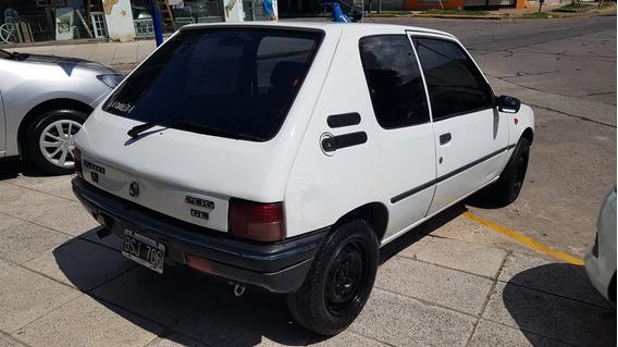 Peugeot 205 1997 $80000 Y Cuotas Fijas