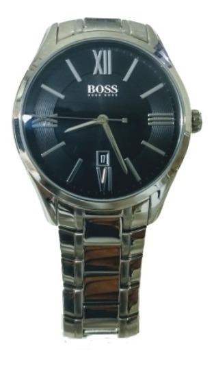 Relogio Masculino Hugo Boss Original Relógio Aço Inoxidavel