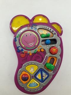 Didactico Para Bebes Y Niños Pequeños De Barney.