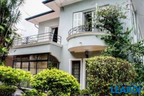 Casa Assobradada - Jardim Paulista  - Sp - 637680