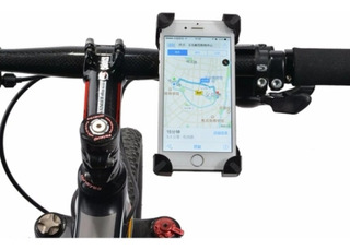 Soporte Moto Bicicleta Celular Gps Universal Araña Bike 1