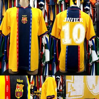 Camisa Barcelona Guayaquil-equ - Walon - G - Nº10 Javier