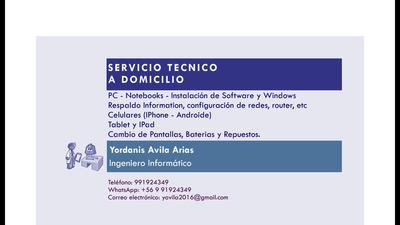 Arreglo Domicilio De iPhone