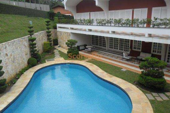 Casa De Condomínio Com 5 Dorms, Jardim Europa, Itapecerica Da Serra - R$ 2.5 Mi, Cod: 201 - V201