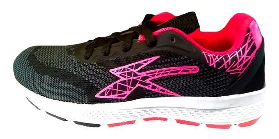 Tenis Running Concord R048rk Dama Envío Gratis Full