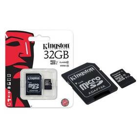 Cartão De Memória Kingston Microsdxc 64gb Classe 10