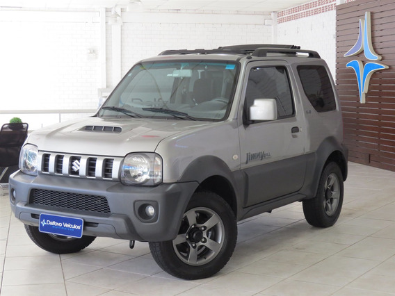 Suzuki Jimny 1.3 4all 4x4 16v Gasolina 2p Manual