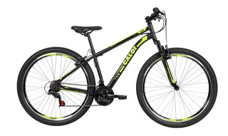 Bicicleta Mtb Caloi Velox 2020 Aro 29 - 21 Vel Preta