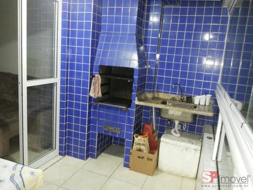 Apartamento Para Venda Por R$250.000,00 - Maracanã, Praia Grande / Sp - Bdi18256