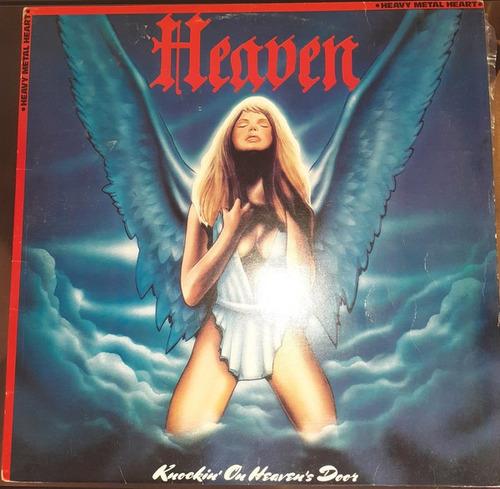 Imagem 1 de 2 de Lp Vinil Nm Heaven Knockin' On Heaven's Door Ed Br 1985 Raro