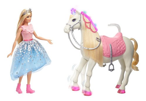Barbie Dreamhouse Adventures Morning Star