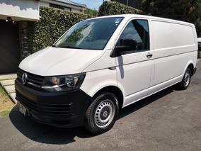 Volkswagen Transporter 2.0 Cargo Van Mt 2016