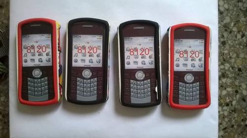 Forros Dobles Blackberry 8120 100% Nuevos