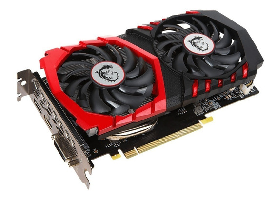 Placa De Video Msi Geforce Gtx 1050 Gaming X 2gb