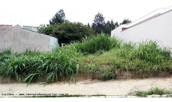 Terreno Para Venda Em São Carlos, Parque Dos Timburis - Pt353_1-1310634