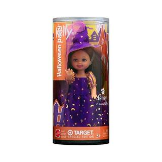 Muñeca Barbie Original Kelly Club Jenny Como La Bruja Hallow