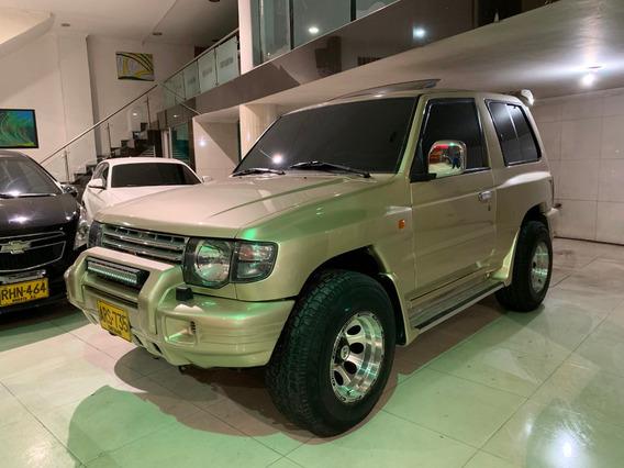 Montero Japones 3500cc 4x4 Mt