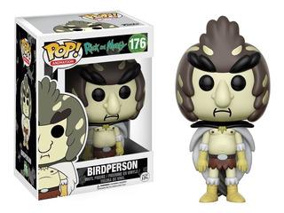 Funko Pop! Rick & Morty: Birdperson Magic4ever