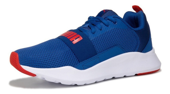 Tenis Puma Wired Joven 366901 08