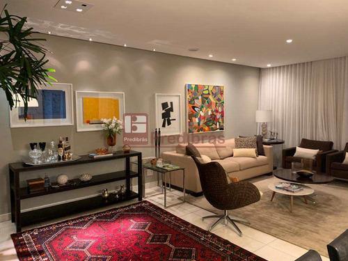 Imagem 1 de 26 de Apartamento Com 4 Dorms, Lourdes, Belo Horizonte - R$ 2.49 Mi, Cod: 565 - V565