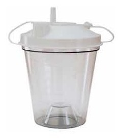 Vaso Recolector Para Aspirador De Flemas