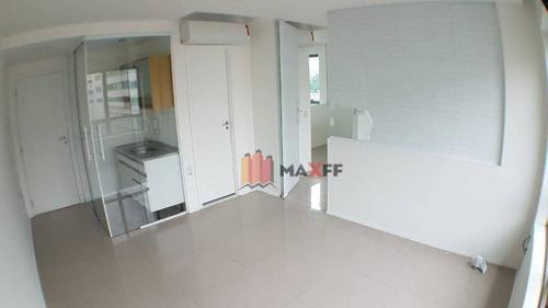 Sala Para Alugar, 54 M² Por R$ 1.500,00/ano - Freguesia (jacarepaguá) - Rio De Janeiro/rj - Sa0244