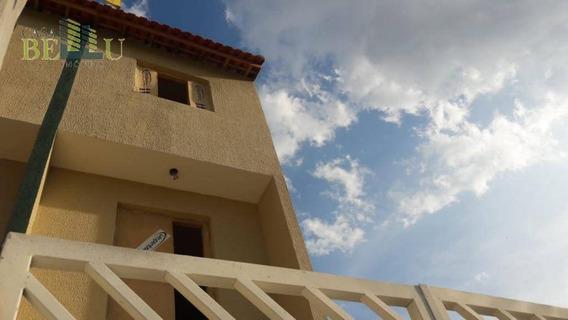 Casa Residencial À Venda, Jardim Santo Antonio, Franco Da Rocha. - Ca0302